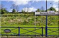 TQ0088 : Railway cutting, Gerrards Cross by David P Howard