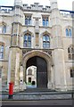 TL4458 : Gateway, Corpus Christi College by N Chadwick