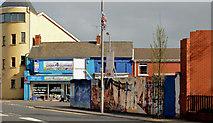 J3573 : Site, 156-160 Ravenhill Road, Belfast - April 2014(1) by Albert Bridge