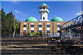 TQ2384 : Central Mosque of Brent by David P Howard
