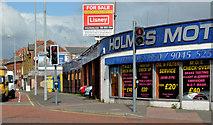 J3573 : Nos 2-20 Beersbridge Road, Belfast (April 2014) by Albert Bridge