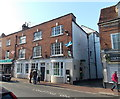SO8540 : Lloyds Bank, Upton-upon-Severn by Jaggery