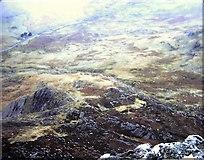 SH6659 : Start of North Ridge, Tryfan by Clint Mann