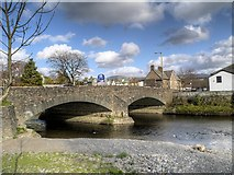 NY2623 : Greta Bridge, Keswick by David Dixon