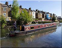 TQ2482 : Caroline on the Paddington Branch by David P Howard