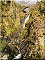 NY3920 : The Aira Force Waterfall by David Dixon