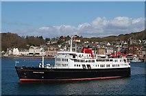 NM8529 : Hebridean Princess in Oban Bay (2) by The Carlisle Kid