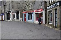 HU4741 : Commercial Street, Lerwick by Stephen McKay