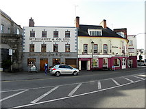 H6733 : Courthouse Bar, Monaghan by Kenneth  Allen