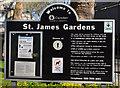 TQ2982 : St James' Gardens (3) by The Carlisle Kid