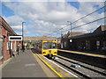 NZ2566 : West Jesmond Metro Station by Les Hull