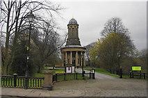 SE1338 : Saltaire United Reformed Church by Bill Boaden