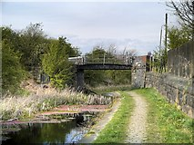 SD7909 : Benny's Bridge (Bridge#20), Manchester, Bolton and Bury Canal by David Dixon
