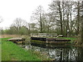 SE7345 : Swingbridge No 4, Pocklington Canal by John Slater