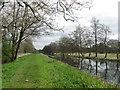 SE7444 : Pocklington Canal near Melbourne by John Slater