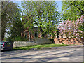 SK7842 : St Peter's Church, Flawborough by Alan Murray-Rust