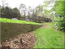 SU9768 : South-east corner of Windsor Great Park by Stephen Craven
