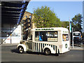 TQ3478 : Old ice cream van by Stephen Craven