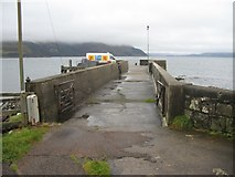 NM4962 : Kilchoan Ferry Terminal by Robert Struthers