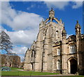 NJ9308 : King's College Chapel and Tower, University of Aberdeen by Bill Harrison