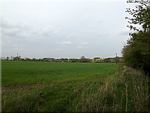TM3569 : Looking towards Pouys Street by Geographer