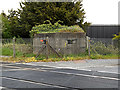 TM4288 : Pillbox off the A145 London Road by Adrian Cable
