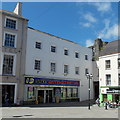 SM9515 : 99p Stores in former Woolworths, Haverfordwest by Jaggery