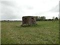 TG1439 : RAF design pillbox at Bodham by Adrian S Pye
