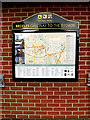 TM4291 : Beccles Map by Adrian Cable