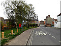 TM4291 : Ravensmere & Northgate Postbox by Geographer