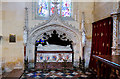 SP0327 : St Mary's church, Sudeley: monument to Katherine Parr by Mike Searle