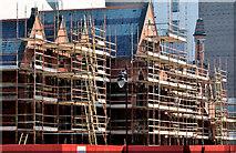 J3372 : Former library, Queen's University, Belfast (April 2014) by Albert Bridge