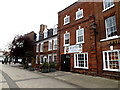 TM4290 : The Kings Head Hotel, Beccles by Adrian Cable