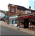 SO7745 : Henry's Café, Malvern by Jaggery