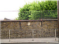 TQ3678 : SBL plaque, Grinstead Road, Deptford by Stephen Craven