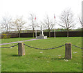 TF9114 : Memorial for USAAF Station 118 Wendling by Evelyn Simak