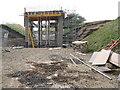 NT3957 : The new bridge by M J Richardson