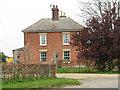 TF9015 : High House Farm - the farmhouse by Evelyn Simak