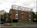 TQ3678 : Carinthia Court, Plough Way, Rotherhithe by Stephen Craven