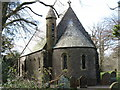 NY0615 : St Mary's church, Ennerdale Bridge by David Purchase