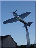 SD6922 : Spitfire, Darwin, Lancashire by Tom Howard