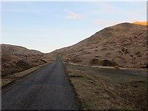 NM6029 : A849, Glen More by Richard Webb