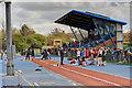 NZ2326 : Sunnydale Stadium by Mick Garratt
