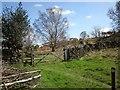 SE2164 : Gate and stile on Nidderdale Way by Derek Harper