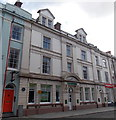 SM9515 : Lloyds Bank, Haverfordwest by Jaggery