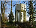 TM1953 : Swilland Water Tower by N Chadwick