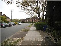 TQ2688 : Norrice Lea, Hampstead Garden Suburb by David Howard