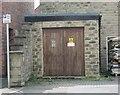 SE2720 : Electricity Substation No 8586 - Wesley Street by Betty Longbottom