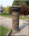 SE2954 : Object by Valley Gardens, Harrogate by Derek Harper
