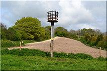 SU6022 : Exton Beacon by David Martin